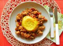 Szafranowy ryż z kurczakiem w sosie słodko- kwaśnym - ugotuj