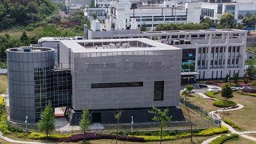 Instytut Wirusologii w Wuhan