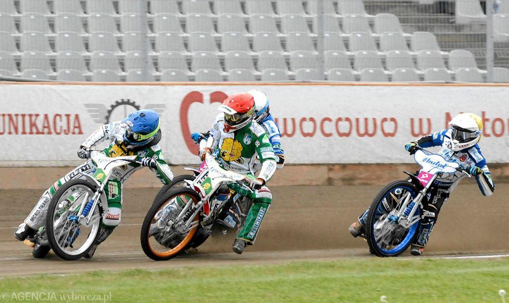 Eko-Dir Włókniarz Częstochowa - Speedway Wanda Instal Kraków 51:39