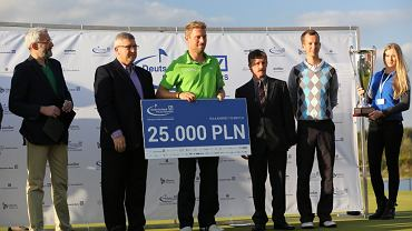 Deutsche Bank Polish Masters. Floris de Vries