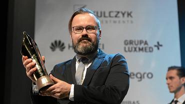 Bertold Kittel z nagrodą Dziennikarza Roku 2018.