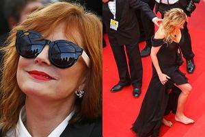 Susan Sarandon i Julia Roberts w Cannes