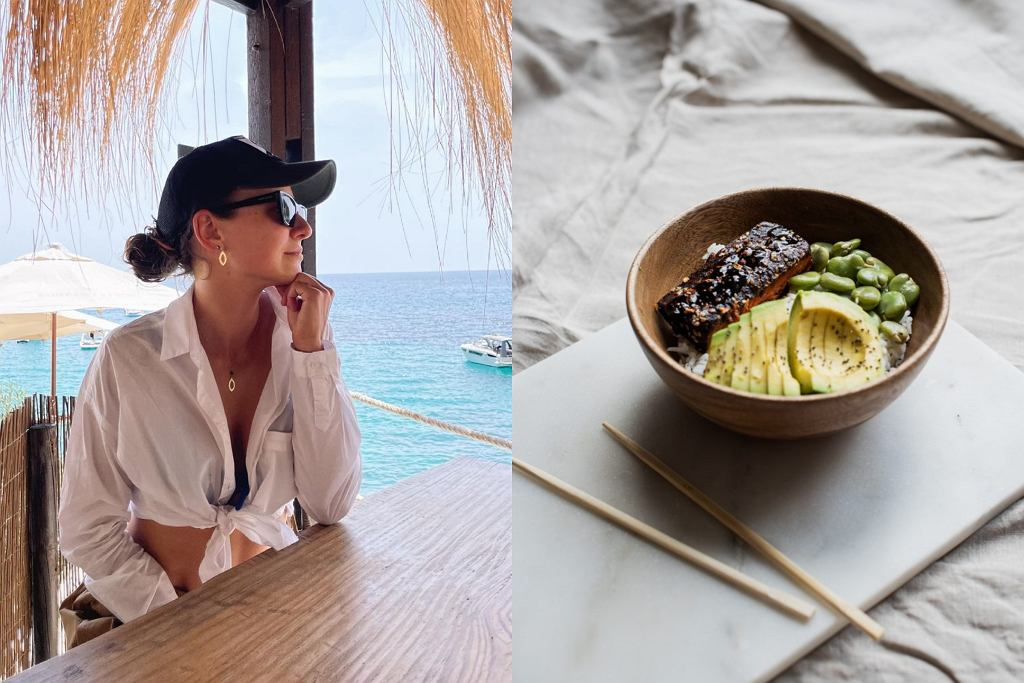 Anna Lewandowska poleca trzy szybkie pomysły na obiad