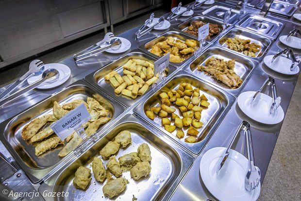 W Gdyni Otwarto Bufet Z Daniami Kuchni Chińskiej Płacisz