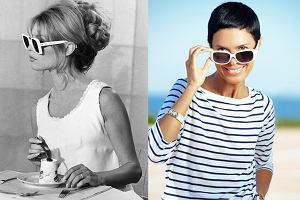 Okulary przeciwsłoneczne w stylu gwiazd filmowych - noś je jak Audrey Hepburn i Brigitte Bardot