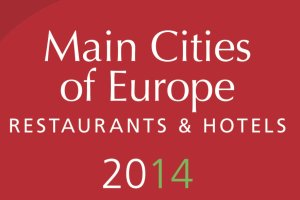 """Czerwony Przewodnik Michelin """"Main Cities of Europe 2014"""""""