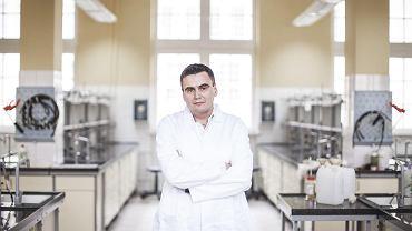 Prof. Marcin Drąg
