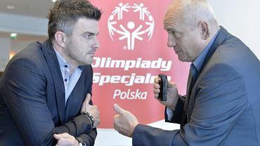 Michał Żewłakow jest ambasadorem turnieju Olimpiad Specjalnych