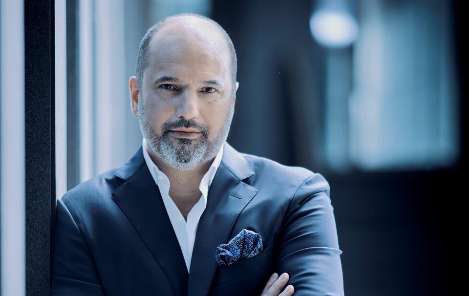 Evangelos Evangelou, prezes zarządu firmy 'Herbapol-Lublin' S.A.