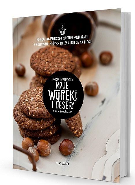 Autorka bloga Moje Wypieki wydała książkę - mamy kilka przepisów!