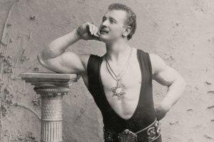 Eugen Sandow: człowiek, który nauczył cię pakować