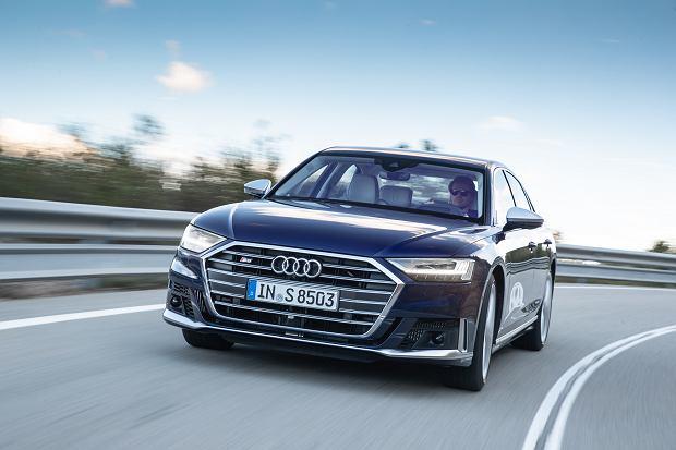 Nowe Audi S8 2020
