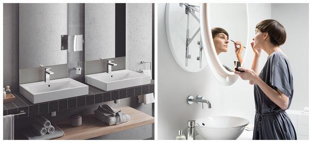 Lustra w łazienkach