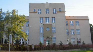 Sąd Rejonowy przy ul. Grudziądzkiej 45. Dawniej Dom Starców