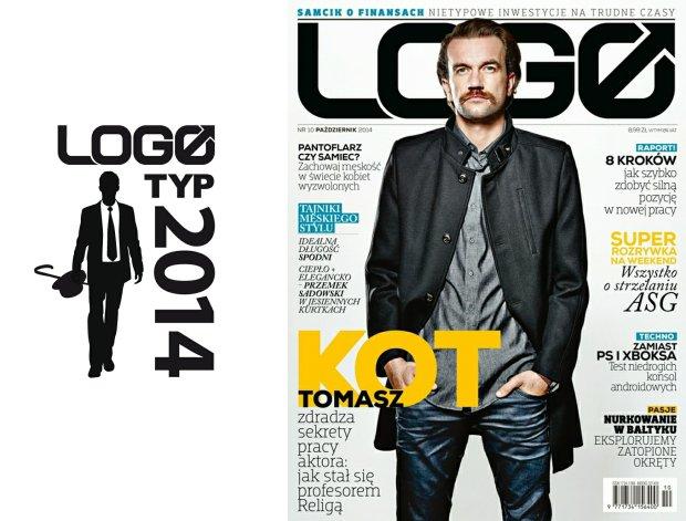 LOGOTYP ROKU 2014, NOMINACJA: TOMASZ KOT