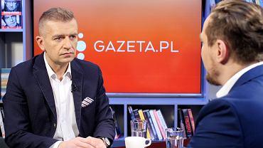 Bartosz Arłukowicz w Gazeta.pl