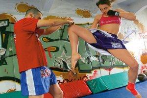 Mój pierwszy raz: sparing z mistrzynią muay thai