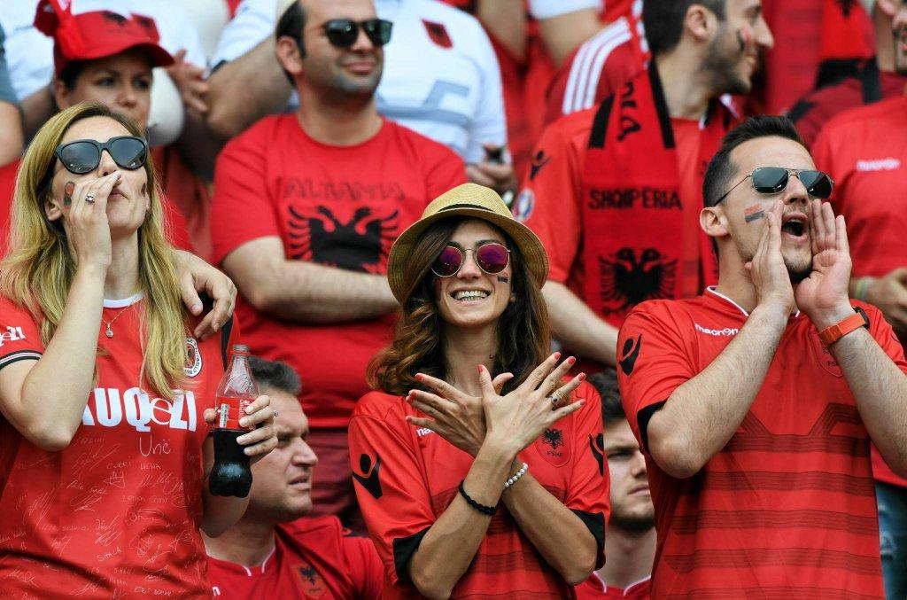 Francja - Albania. Transmisja TV, stream online, relacja na żywo
