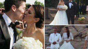Piłkarze na boisku nie oszczędzają się, ale też i nie oszczędzają na własnych ślubach. Kiedy żeni się piłkarz od razu wiadomo, że ślub będzie z rozmachem. Sami zresztą zobaczcie.
