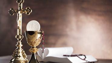 Msza święta online na żywo 22 listopada - gdzie obejrzeć? Zdjęcie ilustracyjne