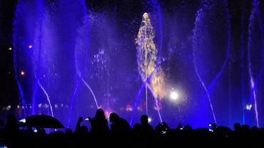 Inauguracja sezonu w Multimedialnym Parku Fontann na Podzamczu