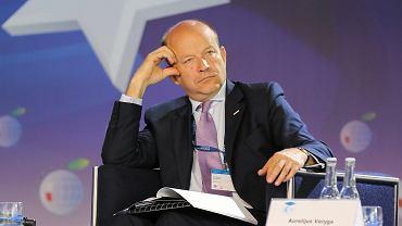 Konstanty Radziwiłł, minister, zdrowia podczas XXVII forum Ekonomicznego w Krynicy