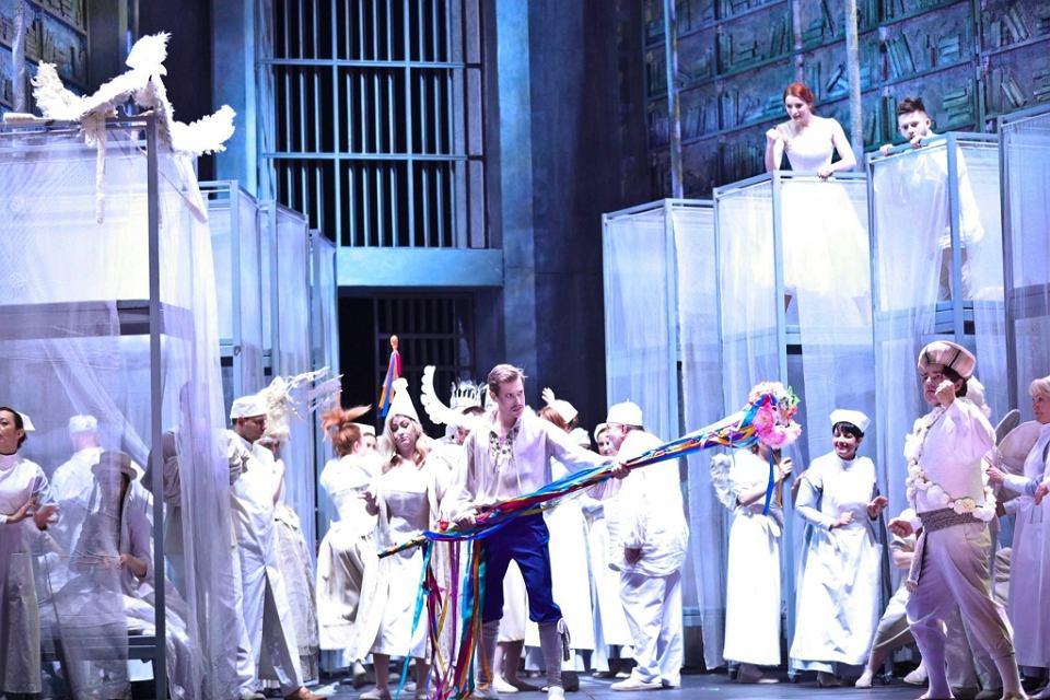 'Don Giovanni' Mozarta w inscenizacji brazylijskiego reżysera André Hellera-Lopesa
