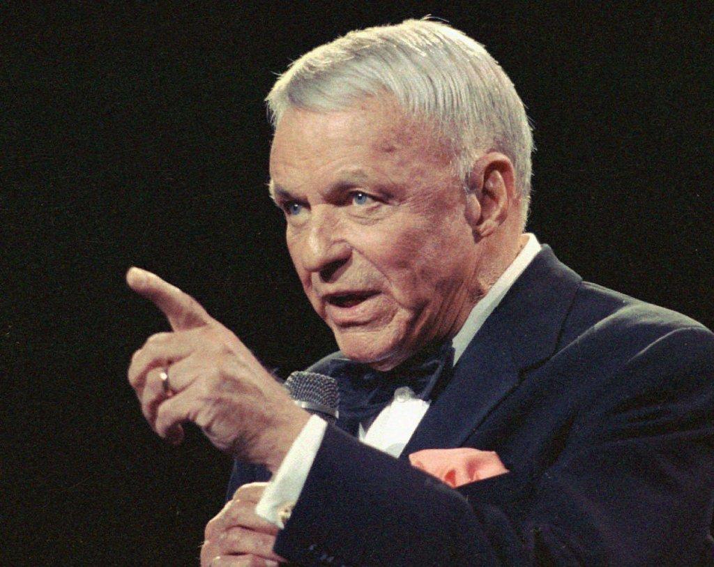 Frank Sinatra, 1990 r.