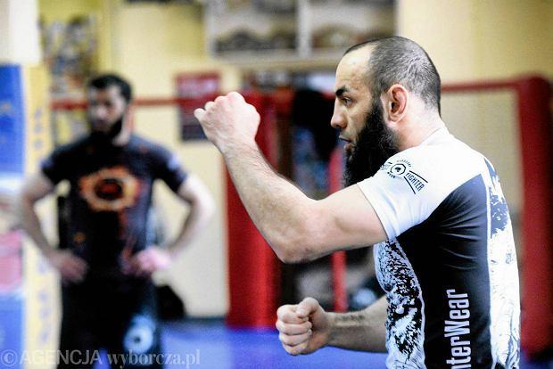 Aslambek Saidov poznał nowego rywala z którym zmierzy się na ACB 54