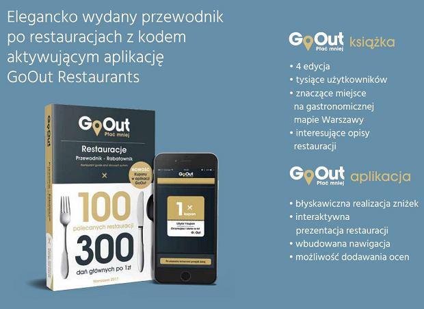 GoOut - przewodnik rabatowy i aplikacja mobilna