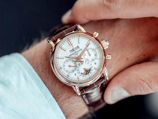 Zegarek za 5,5 mln zł? Luksus na COVID jest odporny. Schodzi złoto, brylanty i zegarki i po 20, i po 100 tys. zł