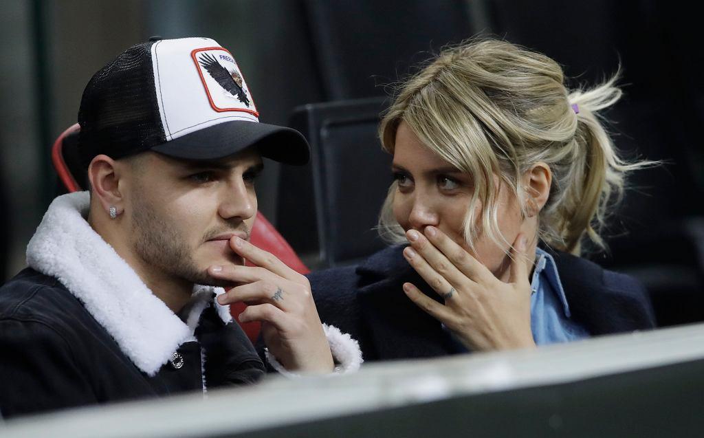 Antonio Cassano skrytykował żonę Mauro Icardiego
