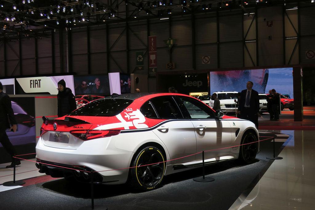 Alfa Romeo Giulia QV Racing Edition
