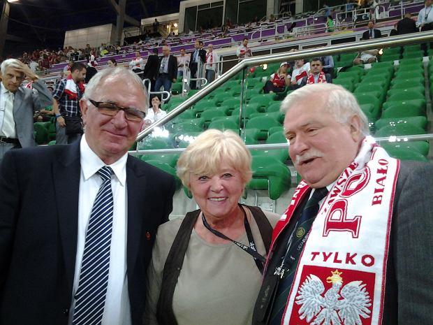 Zdjęcie numer 16 w galerii - Lech Wałęsa robi zdjęcia podczas meczów. Zobaczcie co udało mu się sfotografować...