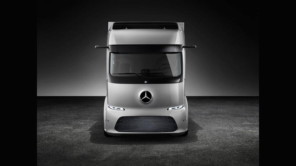 Mercedes Urban eTruck