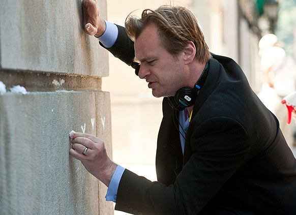 Christopher Nolan. Fot. Wikimedia Commons