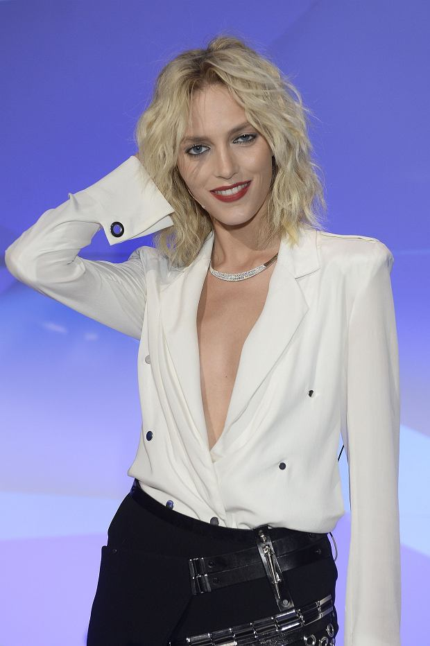 Anja Rubik, top model, finał