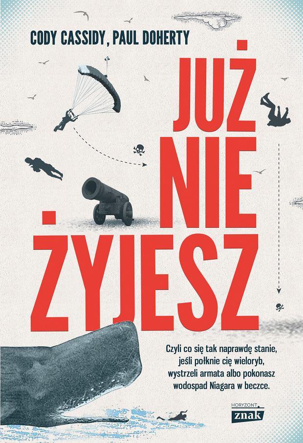 Okładka książki 'Już nie żyjesz'