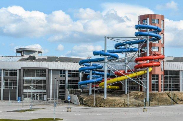 Czy Słupsk utonie w aquaparku? Jak bizantyjska inwestycja doprowadziła miasto do krawędzi bankructwa