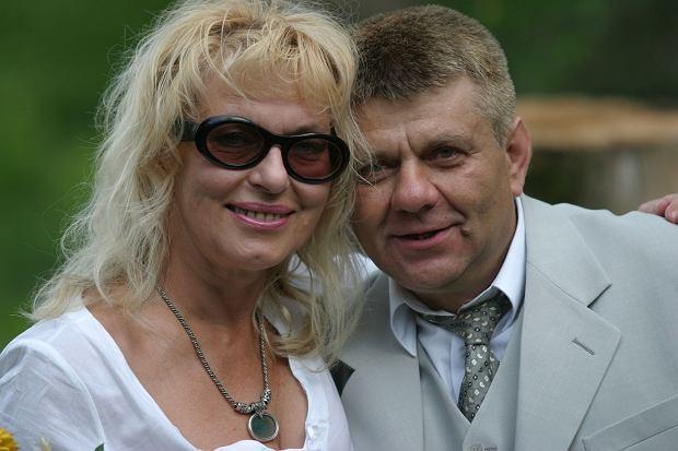 Katarzyna Gärtner i Kazimierz Mazur
