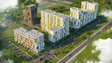 Dworzysko Park - nowe osiedle w Rzeszowie