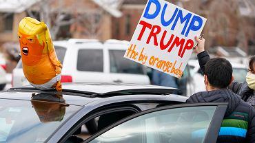 Demokraci rozpoczną procedurę impeachmentu Donalda Trumpa