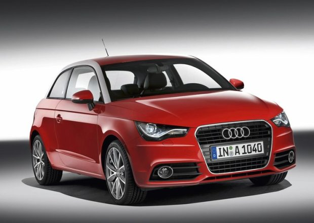 Audi A1 przed liftingiem