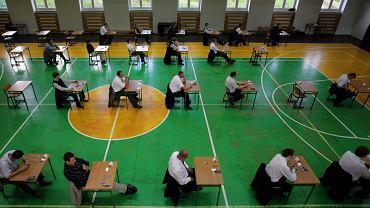 Egzaminy zawodowe 2021 (zdjęcie ilustracyjne)