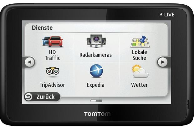 TomTom GO Live 1005 Europa