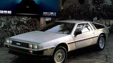 DMC DeLorean - stary i nowy