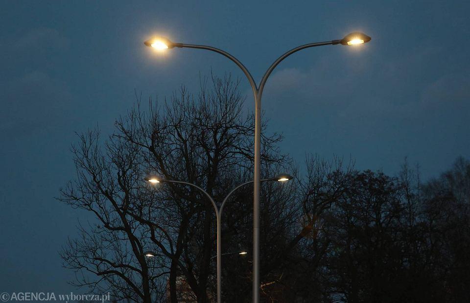 Drogowcy Chcą Wymienić Oświetlenie W Mieście Prawie 1200