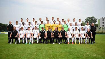 Kadra drugoligowego Radomiaka Radom na sezon rozgrywkowy 2016/2017
