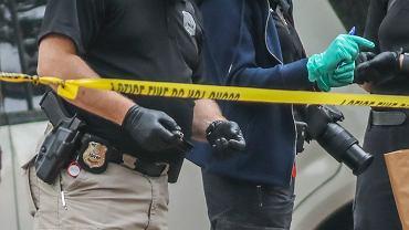Policja w USA (zdjęcie ilustracyjne)