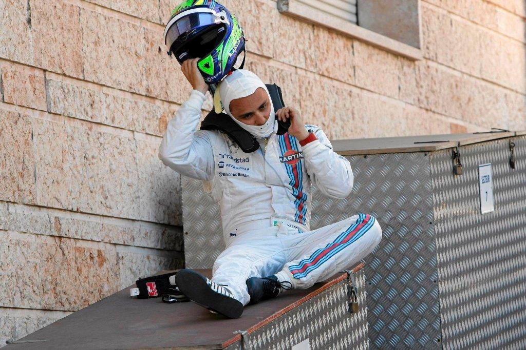 Felipe Massa w Monte Carlo